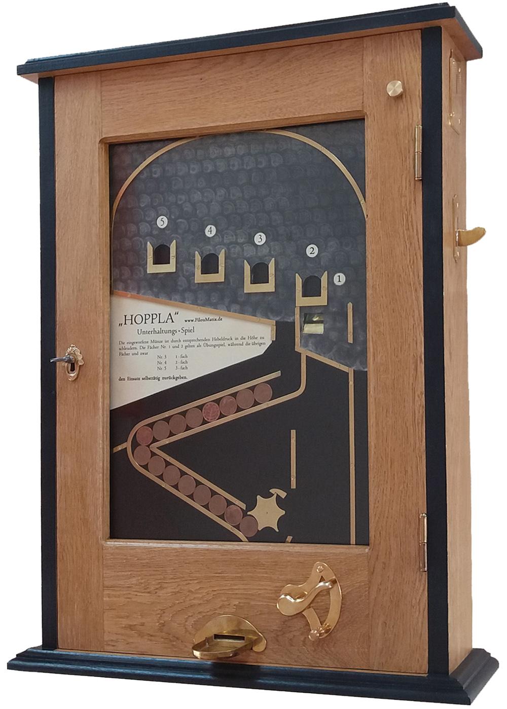 spielautomat um 1910